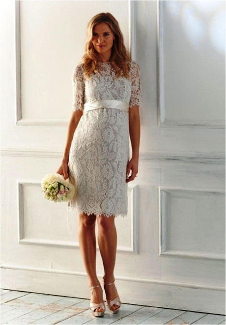 vestidos de novia para la boda por el civil