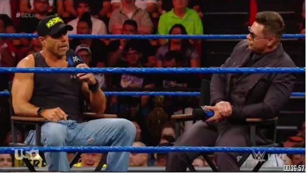 Download WWE SmackDown Live 23rd July 2019 Full Episode HD 360p | Moviesda 1