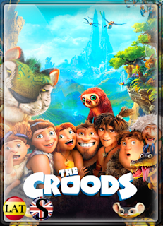 Los Croods (2013) FULL HD 1080P LATINO/INGLES