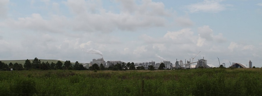 Instalaciones mineras en Polk County