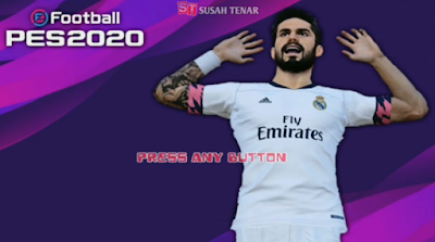 Texture PES 2020 Chelito V7 Update Kits 2021 English Version