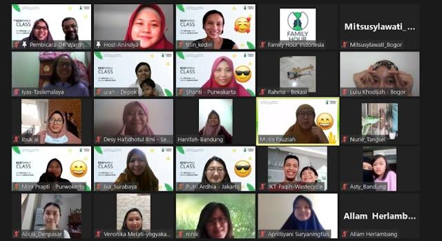 Kelas Online Eco Family