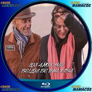 GALLETA LABEL LOS AÑOS BELLOS DE UNA VIDA [COVER BLU-RAY]