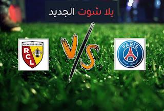 نتيجة مباراة باريس سان جيرمان ولانس اليوم السبت 01-05-2021 الدوري الفرنسي