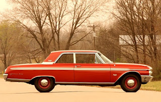 1962 Ford Galaxie 500 Side Right