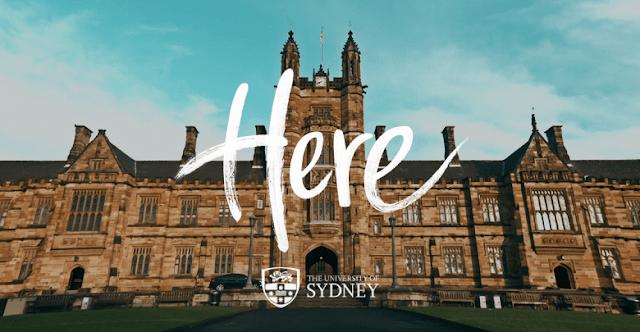 منحة جزئية مقدمة من جامعة سيدني لطلبة البكالوريوس في أستراليا