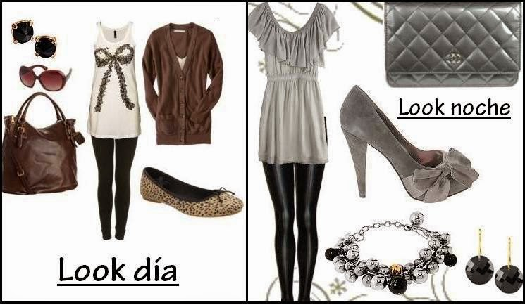 OUTFIT CON LEGGINGS