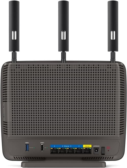 Linksys EA9200-4A AC3200 Smart Wi-Fi Router