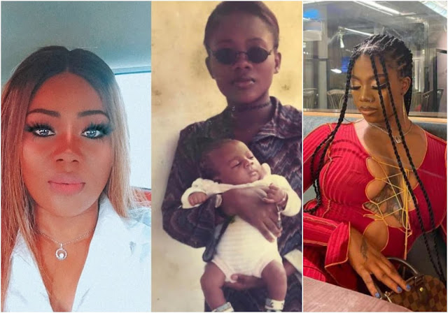 #BBNaija I had you at age 16 and i will have you over and over again- Angel mother reveals