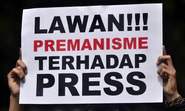 Preseden Buruk Kemerdekaaan Pers di Negara Demokrasi, Jurnalis Tempo Diduga Dianiaya Aparat