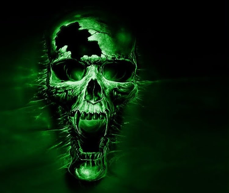 Scary skull wallpapers scary wallpapers - Scary skull backgrounds ...
