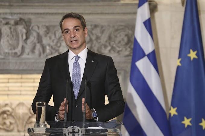 El primer ministro griego acusa a Marruecos de usar la inmigración para presionar a la UE y pide actuar estrictamente para evitarlo.