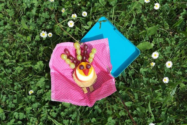Fun Food - leckere Ideen mit Obst, Gemüse und Brot (Gastbeitrag). Leckere Snacks mit Obst, Gemüse und Brot für den kleinen Hunger der Kinder zwischendurch lecker und kreativ zubereiten!