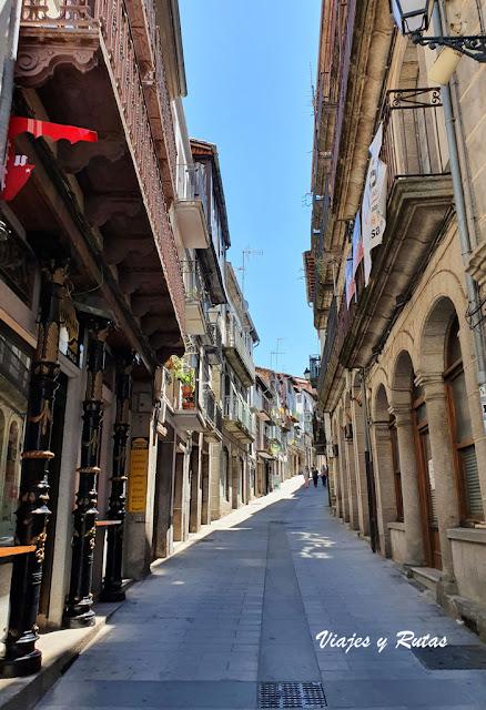 Calle Mayor de Béjar