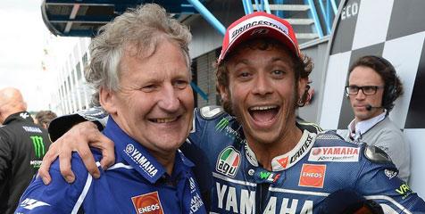 Eks Kepala Mekanik Valentino Rossi Join Jack Miller?
