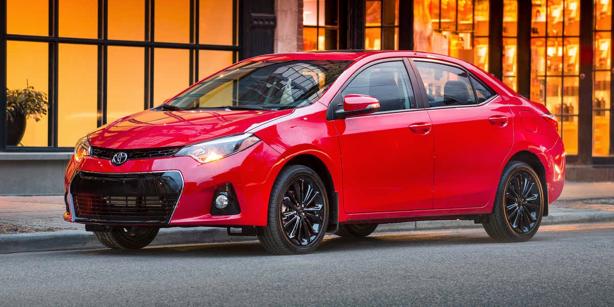 Autos  Toyota Corolla 2015 Con Nueva Transmisi U00f3n Cvt