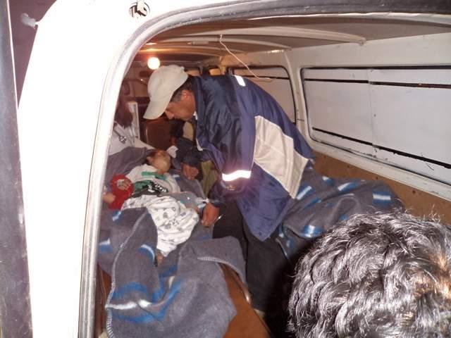 Cajamarca: 65 Personas Aún Siguen Internadas Por