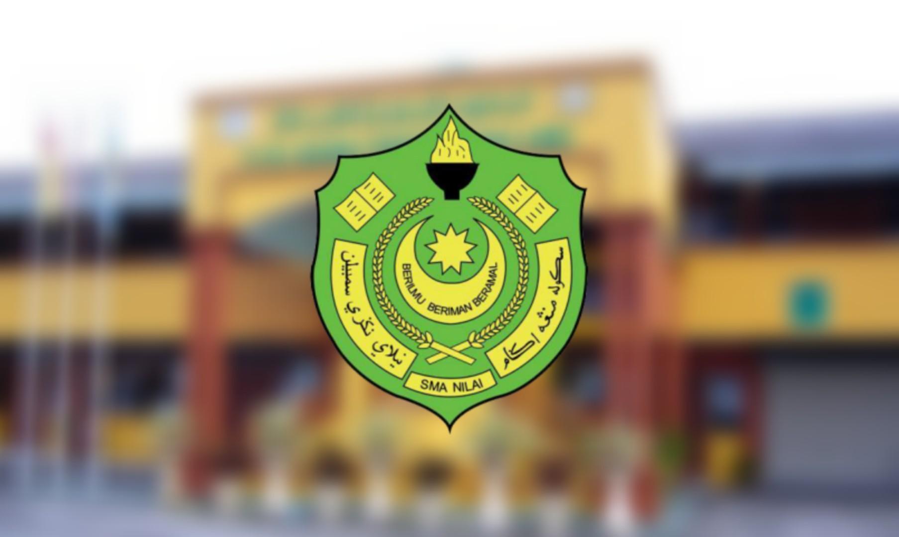 Permohonan Kemasukan Ke SMA Nilai 2021 Online