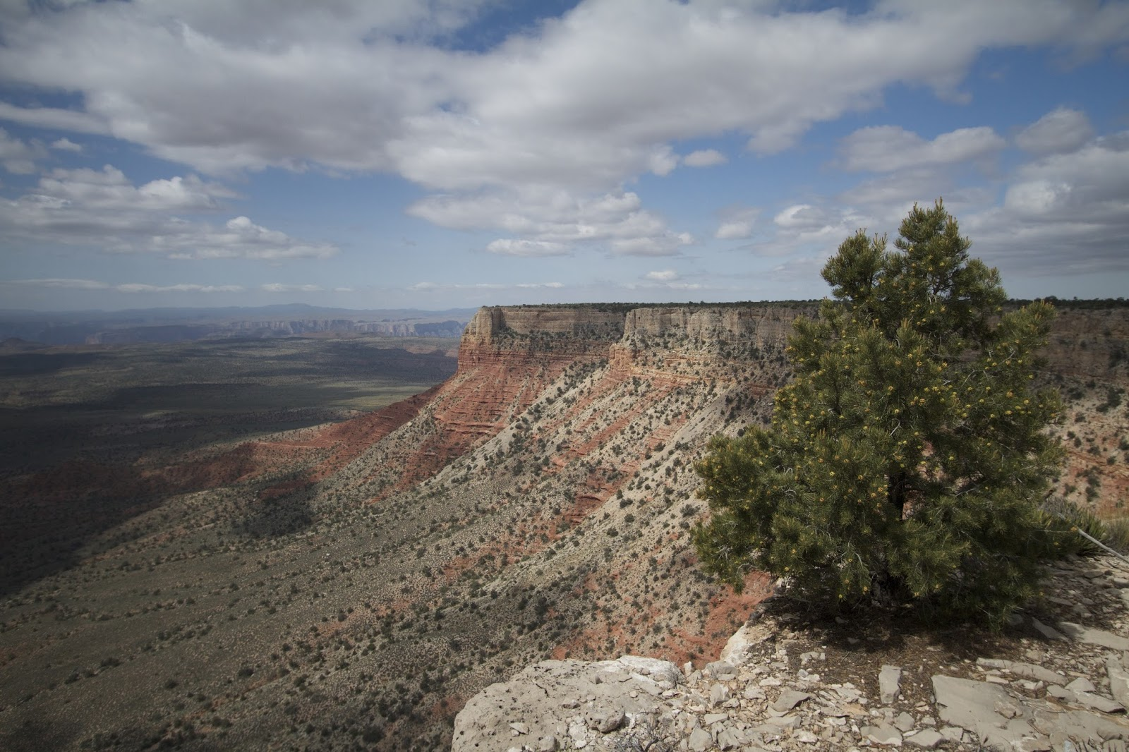 The Arizona Strip: Twin Point and the Mt. Trumbull Schoolhouse