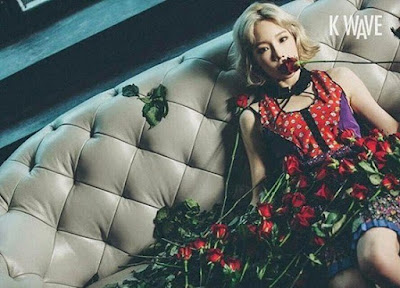 Taeyeon SNSD Girls Generation K Wave March 2016