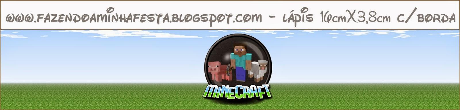 Birthday Imprimibles Minecraft Feliz Cumpleanos Carteles Www