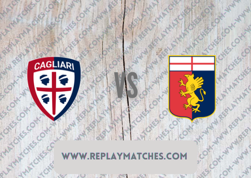 Cagliari vs Genoa -Highlights 12 September 2021