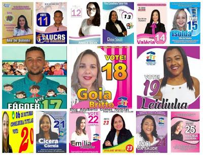 Em Olho D'Água do Casado, eleição do Conselho Tutelar acontece neste domingo, 06, confira os candidatos