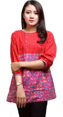Style Fashion Batik Remaja Wanita