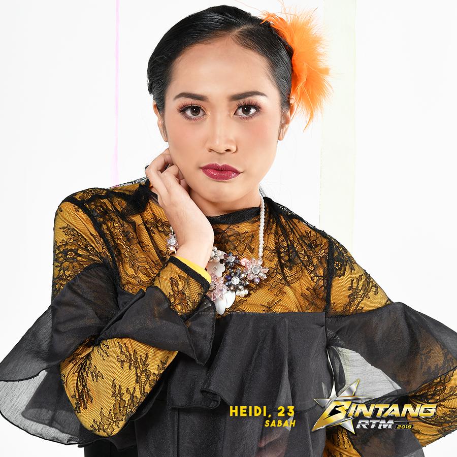 Bintang RTM 2018 | Senarai Peserta, Senarai Lagu & Keputusan Konsert Mingguan Bintang RTM 2018