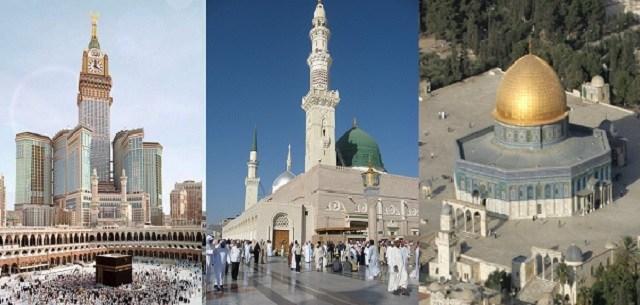 Inilah Kota-Kota Paling Suci Di Dunia