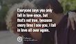 [Terbaru] Caption Instagram (IG) Romantis