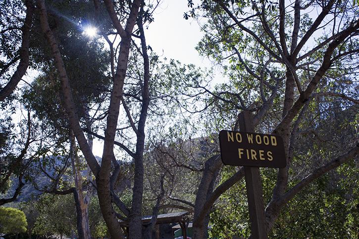 camping, Hermit Gulch, Avalon, Catalina Island