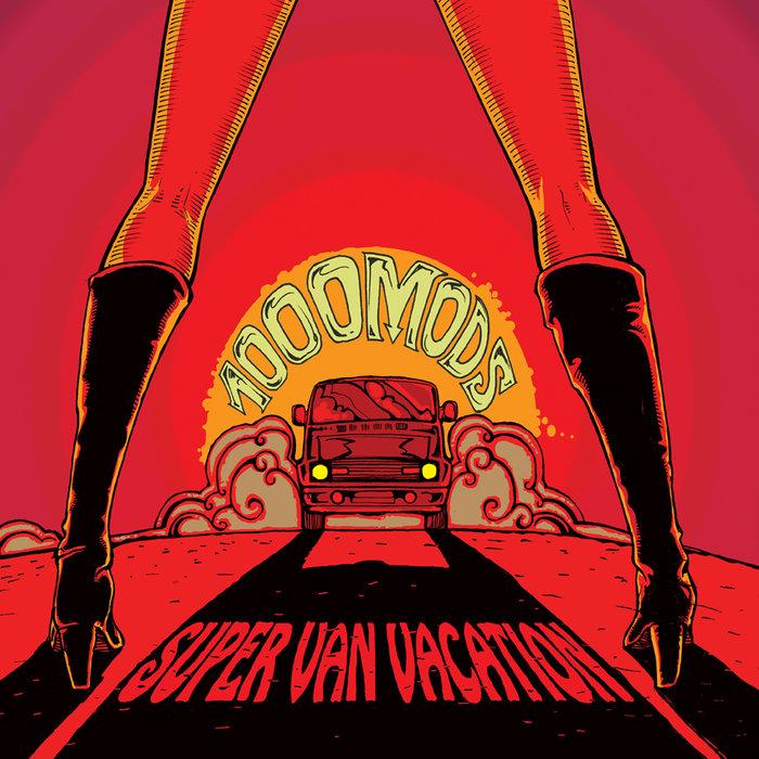 1000mods : Super Van Vacation | Review