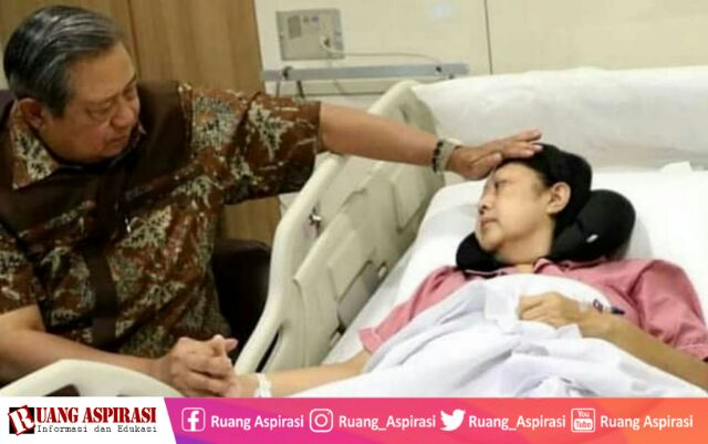 Warganet Puji Kesetian Cinta SBY dan Ani Yudhoyono, Berikut Ungkapannya!