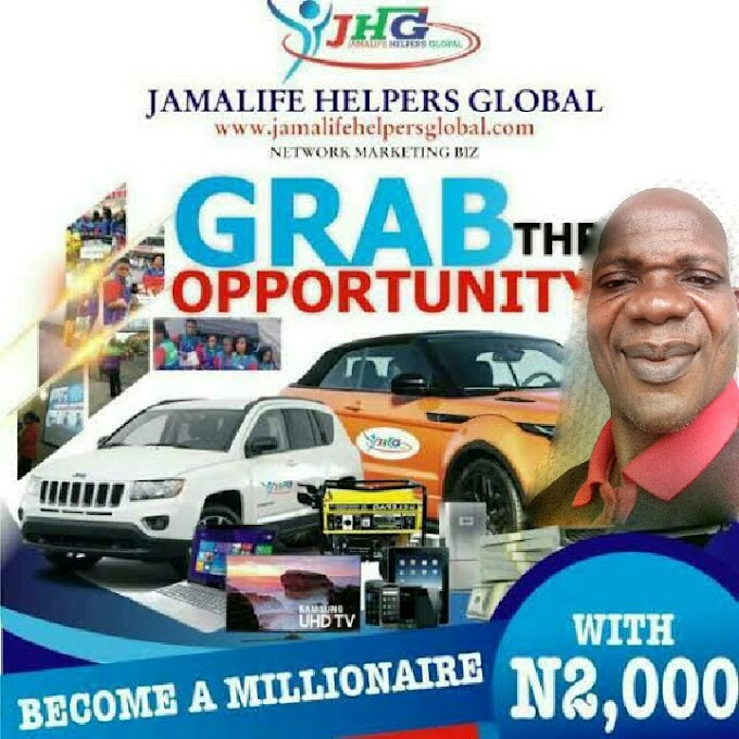 JAMALIFE GLOBAL: $5 Business Decision You Can Make And Turn Your Life Around Today