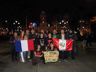 """III concentración Indochine: """"¡Feliz cumpleaños Nicola Sirkis!"""""""