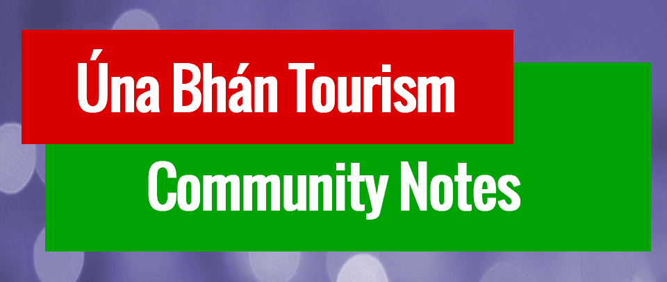 Úna Bhán Community Notes