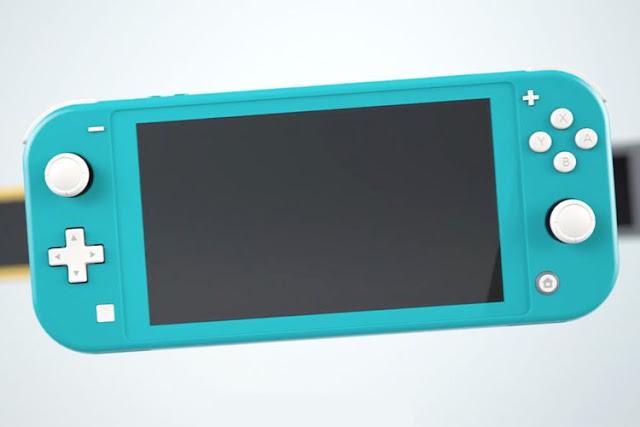Konsol Switch Lite Berhasil Dongkrak Pendapatan Dari Nintendo
