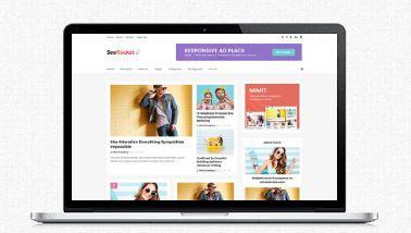 SeoRocket-Template Blogger SEO Optimized Terbaik Dari Themexpose