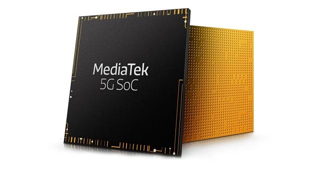 ميديا تيك تعمل ستة معالجات 5G جديدة لهواتف الفئة المتوسطة والمنخفضة