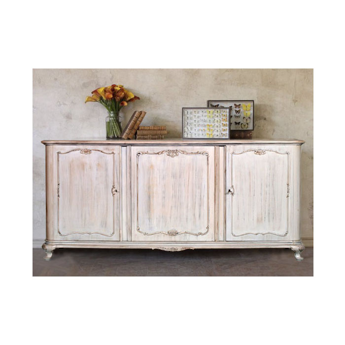 mobili shabby chic atelier myartistic grande credenza shabby chic sideboard myartistic my40. Black Bedroom Furniture Sets. Home Design Ideas