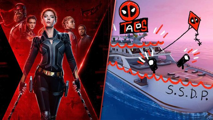 SUBSTANTIATED! Marvel Reveals Black Widow, Captain Marvel 2 & 5 Other Films' INCIPIENT Release Dates