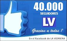Más de 40.000 seguidores en el facebook de LA VIDRIERA DE LEONES