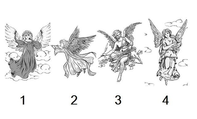 Pick an Angel to Get a Healing Message