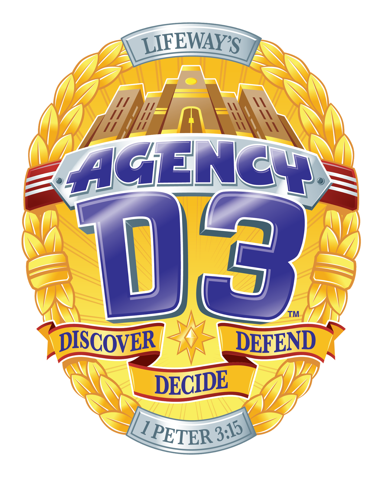 TeachingTidbits and MORE!: Agency D3 VBS 2014 Done!! More ...