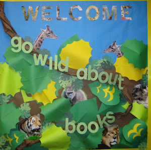 Welcome Bulletin Board