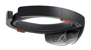 نظارة مايكروسوفت هولو لينس