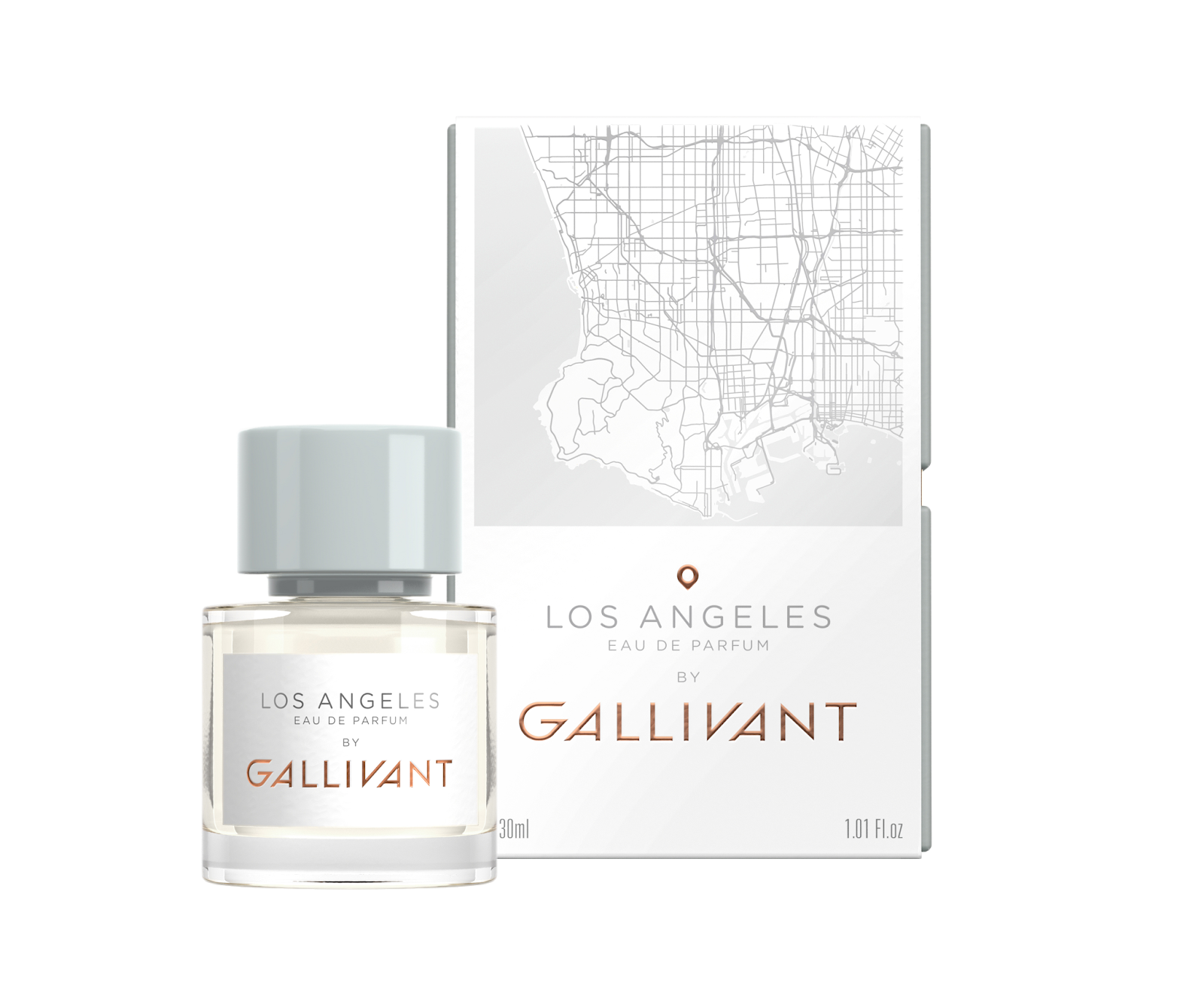 Los Angeles by Gallivant