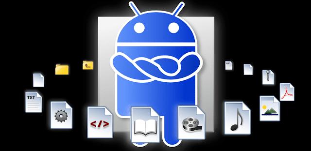 تنزيل تطبيق  Ghost Commander File Manager 1.60b5 - مدير ملفات Android الشهير والقوي الاصدار beta