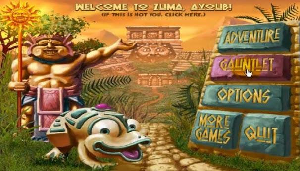 تحميل لعبة زوما القديمة مجانا 2006 للكمبيوتر